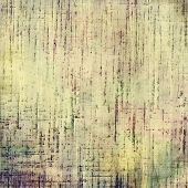 Abstract grunge background or old texture. With different color patterns: gray, yellow, green, brown