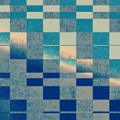 Abstract background or texture. With different color patterns: blue, gray