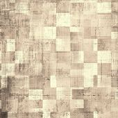 Old background with delicate abstract texture. With different color patterns: brown, gray, white