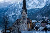 Winter Hallstatt