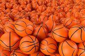 Different Basketballs