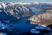 Hallstatt Alps
