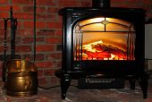 Operating Electric Fireplace