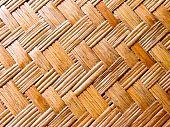 Mat bamboo