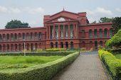 foto of karnataka  - Facade of a courthouse - JPG