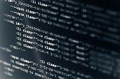 Computador código HTML