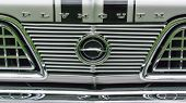 Постер, плакат: 1966 Plymouth Barracuda Grille