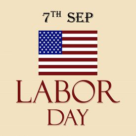picture of labor  - illustration of a background for Labor Day - JPG