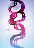 Abstract Vector-Linie