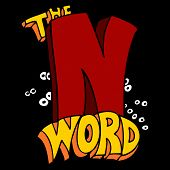 stock photo of taboo  - An image of a taboo N word - JPG