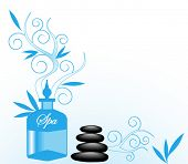 spa series blue