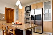 Interior design series: classic and modern kitchen