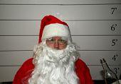 Papai Noel recebe um DUI