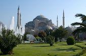Hagia Sophia in Istanbul, Turkey