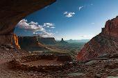False Kiva, Anasazi Ruins.