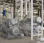 Industrial Gas Compressor
