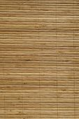 Bamboo Slats Bound Together As A Rug, Ideal For A Background