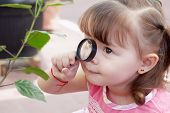 Little naturalist Outdoors
