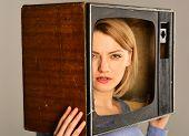 Mass Media. Mass Media Reporter On Tv Show. Mass Media Gives Us Info. Mass Media Concept. That Is Ju poster