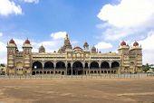 Mysore Maharajah's  Palace , Southern India