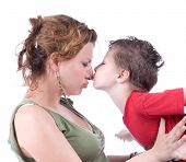 stock photo of mother child  - Family moments  - JPG