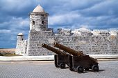 Castle San Salvador de la Punta, Havana, Cuba