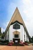 Catholic  Church in Ernakulam,Cochin ,Kerala,  Southern India