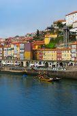 casco antiguo de Porto, Portugal