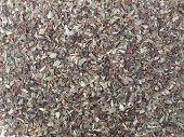 image of origanum majorana  - Wild marjoram origanum spice used in mediterranean area - JPG