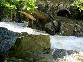 Bewsty-y-coed River Wales