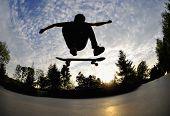 Skateboard Kontur