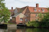 Flatford Mill Suffolk England