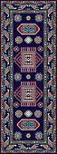 Armchair Karachop Blue 3