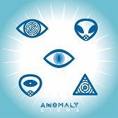 Anomaly Icons