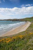 Whitesands Bay Pembrokeshire West Wales UK