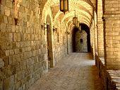 Castle Winery Walkway