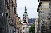 Urban Landscape - The Old City Lvov