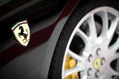 Logotipo da Ferrari
