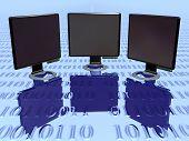Monitor LCD Vol 3