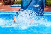 Aqua Park Sliding