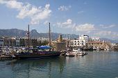 View Over Kyrenia (girne) Harbour