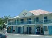 Grand Turk Cockburn Town Masonic Lodge