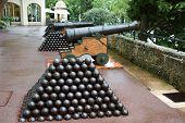 Monaco - Cannon