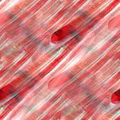 red art avant-garde background hand paint seamless wallpaper wat