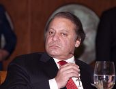 Nawaz Sharif the current Prime Minister of Pakistan