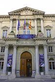 Hotel de Ville in Avignon, France