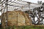 Kuelap Ruins Restoration