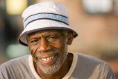 Retired Man Smiling
