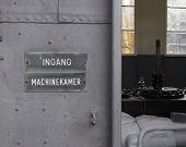 Entrance Engine Room
