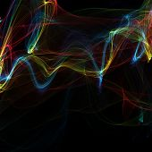 Abstract Electric waves